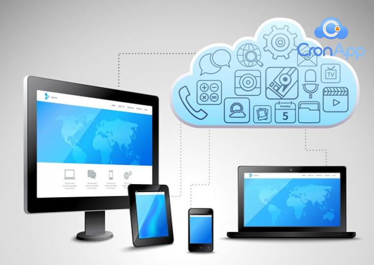 diferenciação com aplicações em nuvem