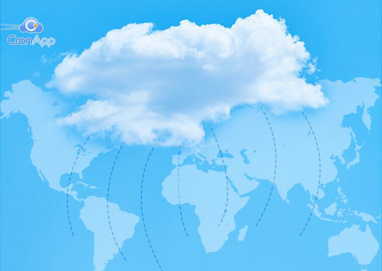 Cronapp cloud