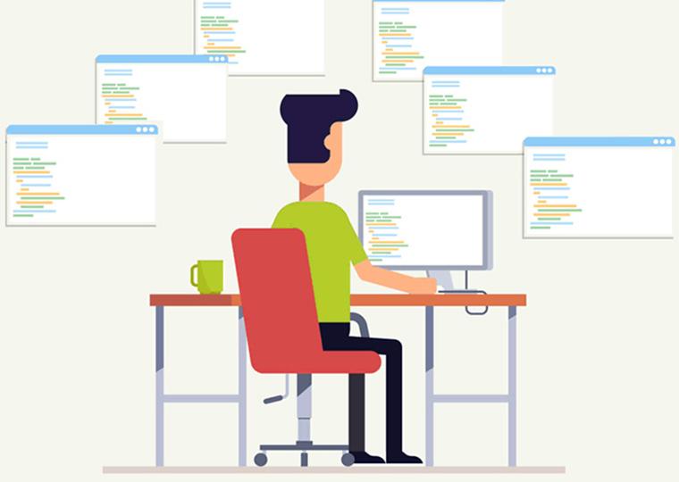 Desenvolvimento de sistemas de gestão