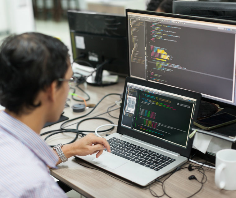 desenvolvimento low-code