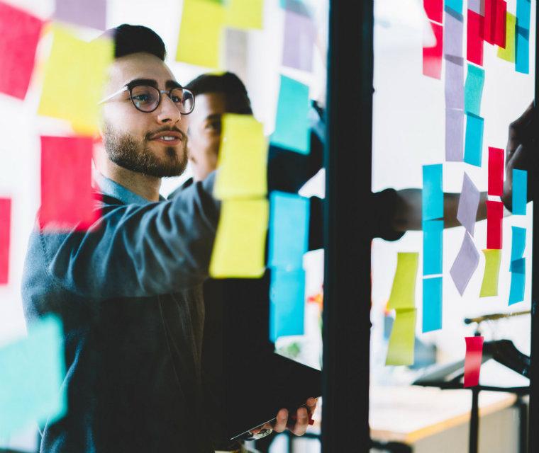 vivendo uma nova era com o desenvolvimento agil