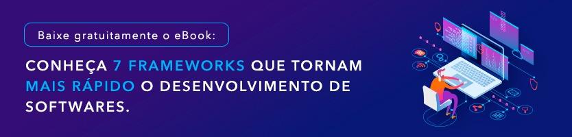 frameworks para desenvolvimento de software